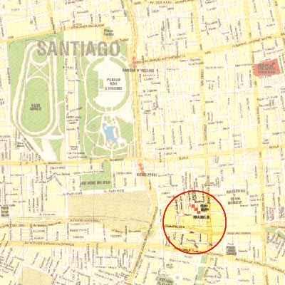 Metro plano santiago PDF